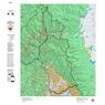 Idaho General Unit 21A Land Ownership Map