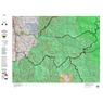 Idaho General Unit 16 Land Ownership Map