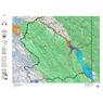 Idaho General Unit 66 Land Ownership Map