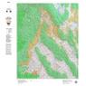 Idaho Controlled Elk Unit 21A(1X) Land Ownership Map (21A-1X)