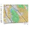 Idaho Controlled Mule Deer Unit 57 Land Ownership Map