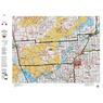 Idaho Controlled Moose Unit 60A Land Ownership Map