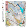 Idaho Controlled Moose Unit 72 Land Ownership Map