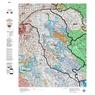 Idaho Controlled Moose Unit 69(2) Land Ownership Map (69-2)