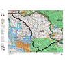 Idaho Controlled Moose Unit 69(3) Land Ownership Map (69-3)