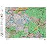 Idaho Controlled Moose Unit 6 Land Ownership Map