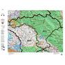 Idaho Controlled Moose Unit 67(1) Land Ownership Map (67-1)