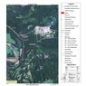 Alabama River Navigation Chart 10 (Mile 65.4 - 70.2)