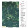Alabama River Navigation Chart 17 (Mile 101.9 - 108.8)