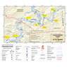 Tennessee River Chart 106 - Clinch River; Emory River