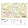 Tennessee River Chart 109 - Clinch River; Melton Hill Dam