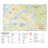 Tennessee River Chart 117 - Tellico River; Notchy Creek; Ballplay Creek; Fourmile Creek