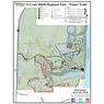 St. Croix Bluffs Regional Park Winter Map