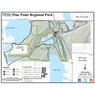 Pine Point Regional Park Summer Map