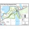 Pine Point Regional Park Summer Map