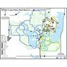 Lake Elmo Park Reserve Summer Map
