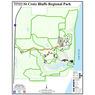 St. Croix Bluffs Regional Park Summer Map