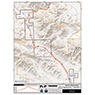 CDT Map Set - New Mexico Sections 1-6 - Mexico Border to Silver City