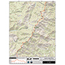 CDT Map Set - New Mexico Sections 7-15 - Silver City to NM Highway 12