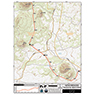 CDT Map Set - New Mexico Sections 16-20 - NM Highway 12 to Grants