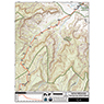 CDT Map Set - New Mexico Sections 25-31 - Cuba to Colorado Border