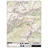 CDT Map Set - Colorado Sections 1-11 - New Mexico Border to Spring Creek Pass