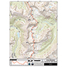 CDT Map Set - Colorado Sections 12-23 - Spring Creek Pass to Twin Lakes