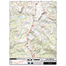 CDT Map Set - Colorado Sections 32-43 - Berthoud Pass to Wyoming Border