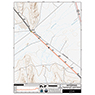 CDT Map Set - Wyoming Sections 6-10 - Rawlins to South Pass City
