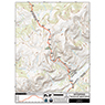CDT Map Set - Wyoming Sections 18-22 - Togwotee Pass to Idaho Border