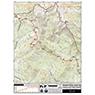 CDT Map Set - Montana-Idaho Sections 1-7 - Wyoming Border to Bannock Pass