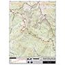 CDT Map Set - Montana-Idaho Sections 1-7 - Wyoming Border to Bannock Pass