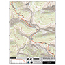CDT Map Set - Montana-Idaho Sections 8-16 - Bannock Pass to Interstate 15