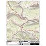 CDT Map Set - Montana-Idaho Sections 8-16 - Bannock Pass to Interstate 15