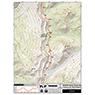CDT Map Set - Montana-Idaho Sections 23-25 - Rogers Pass to Marias Pass