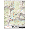 CDT Map Set - Montana-Idaho Sections 26-31 - Marias Pass to Waterton/Canada Border