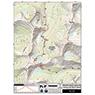 CDT Map Set - Montana-Idaho
