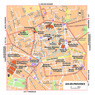 Michelin Aix-En-Provence, France Tourist Map