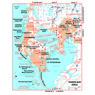 Michelin Tampa Bay, Florida Tourist Map
