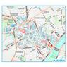 Michelin La Defense Tourist Map