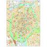 Michelin Brugge-Centrum Tourist Map