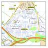 Michelin Herstal (inset map on Liège/Luik, Belgium Map No. 99)