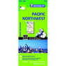 Michelin USA Pacific Northwest Road & Tourist Map No. 171 [Bundle]