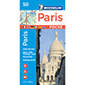 Michelin Paris Pocket Map No. 50 [Bundle]