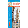 Michelin Brussels (Bruxelles/Brussel) City Map No. 44 [Bundle]