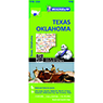 Michelin USA Texas Oklahoma Road & Tourist Map No. 176 [Bundle]