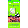 Michelin USA Four Corners Road & Tourist Map No. 175 [Bundle]