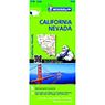 Michelin USA California/Nevada Road & Tourist Map No. 174 [Bundle]