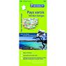 Michelin Pays varois Gorges du Verdon, FRANCE Motoring & Tourist Map No. 114 [Bundle]