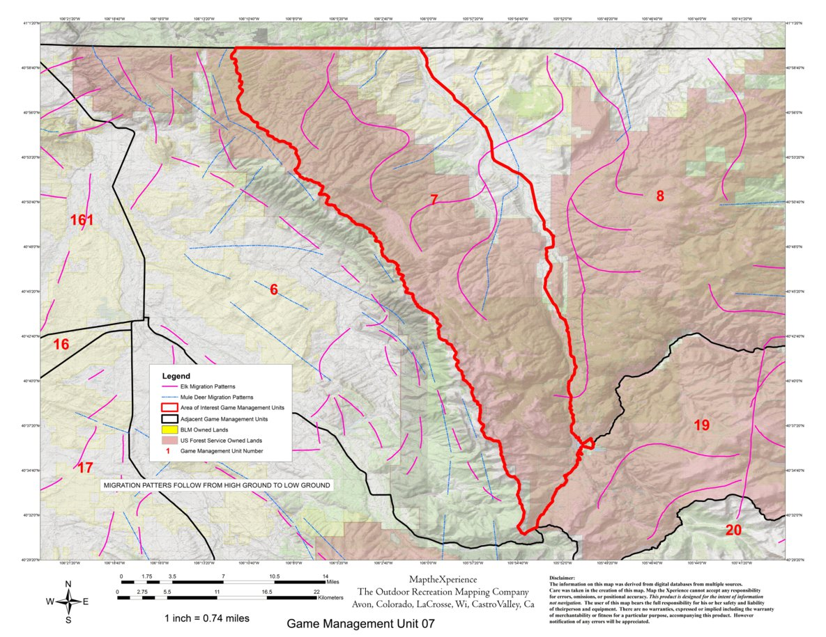 US Forest Service R Rocky Mountain Region Colorado HiSpeed - Burroughs mpls k12 mn us map test preparation